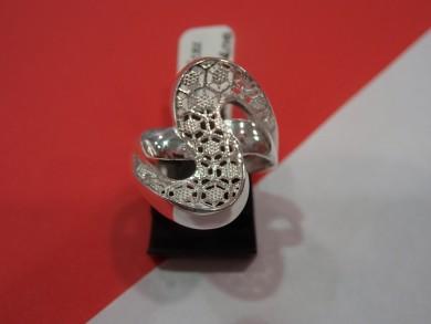 Сребърен пръстен филигран